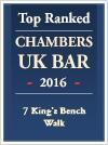 Chambers Award Logo