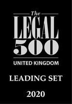 Legal 500 top teir set 2020