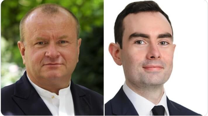 David Allen QC and Jason Robinson for International Bank of St Petersburg in hearings considering the meaning and effect of undertakings given in exchange for anti-suit injunctions