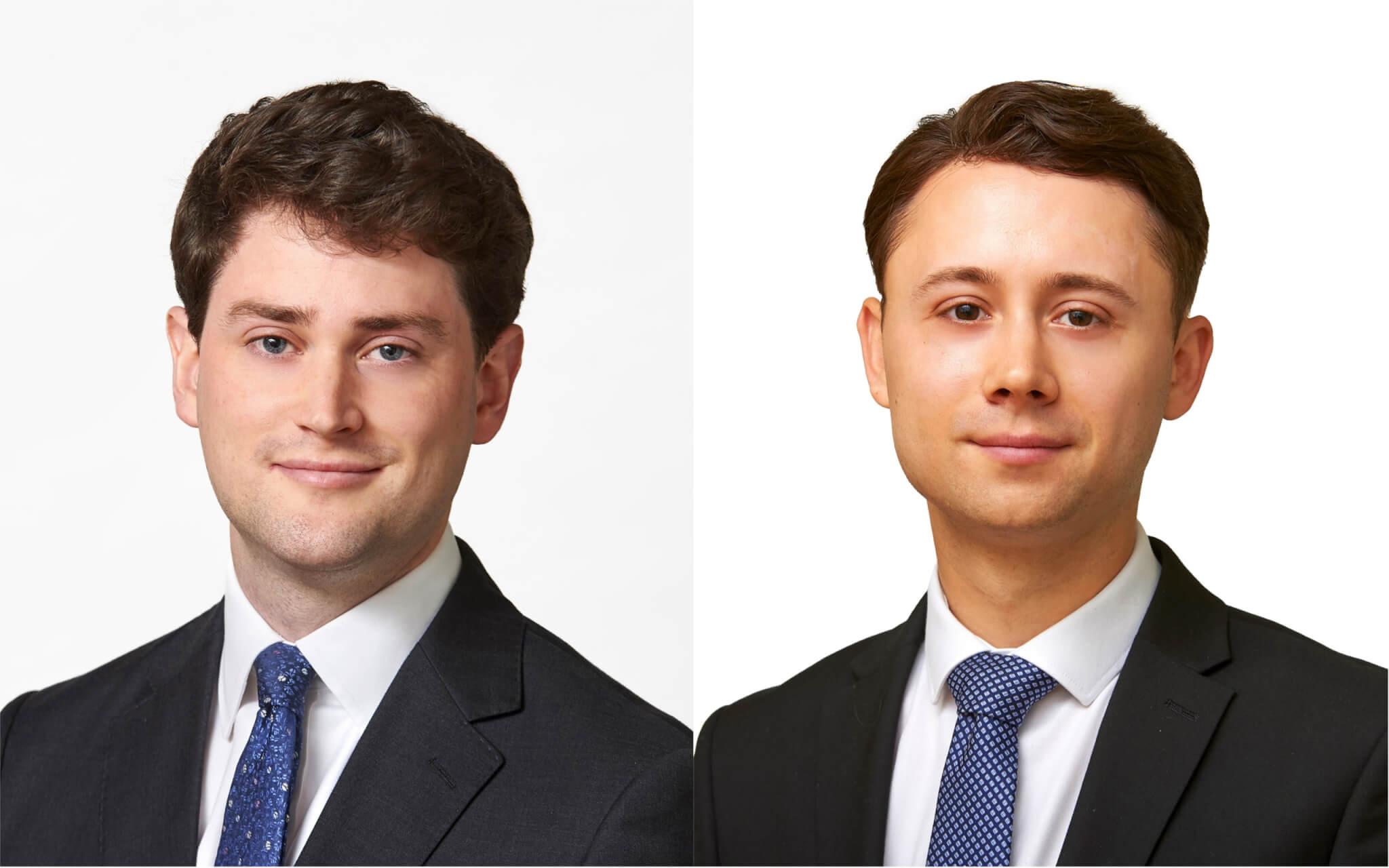 7KBW welcomes new tenants – James Bailey and Adam van Schaik